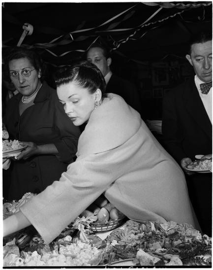 November 1, 1951 Top Banana opening night 3