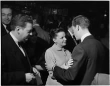 November 1, 1951 Top Banana opening night 5 with Mike Sloan