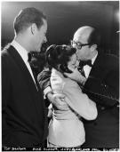November 1, 1951 Top Banana opening night 6 with Mike Sloan Phil Silvers