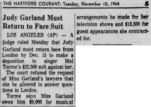 November-10,-1964-MEL-TORME-LAWSUIT-Hartford_Courant