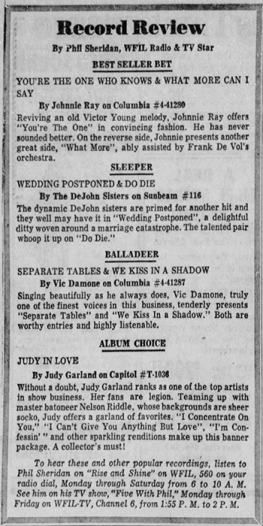 November-12,-1958-Judy-In-Love-Philadelphia-Inquirer