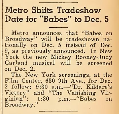 November-27,-1941-Film-Daily---Tradeshow-dates-changed
