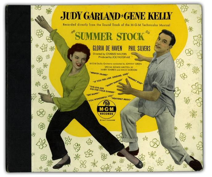 Summer Stock 78 Album