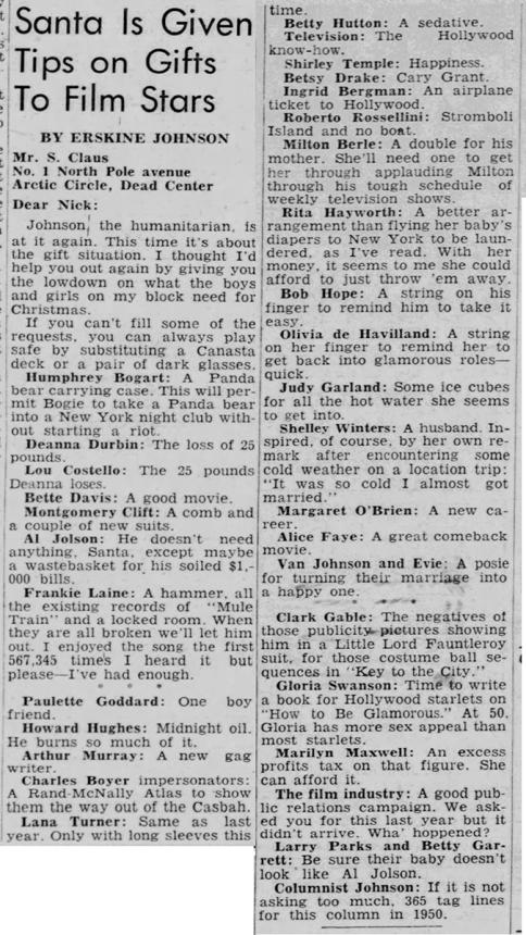 December-22,-1949-ERKSINE-JOHNSON-NEW-YEAR-WISHES-Marshfield_News_Herald-(WI)
