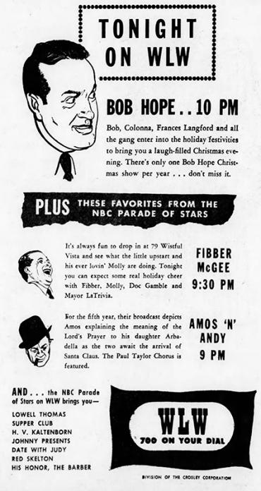 December-25,-1945-XMAS-RADIO-SHOW-The_Cincinnati_Enquirer
