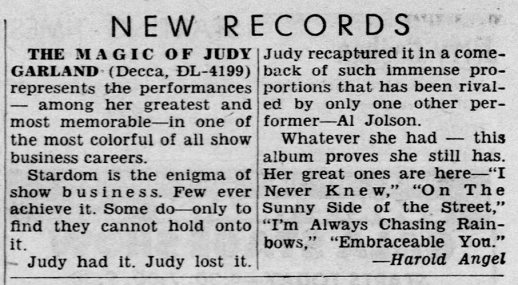 December-1,-1961-MAGIC-OF-JUDY-DECCA-Philadelphia_Daily_News