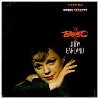 The Best of Judy Garland Decca Records