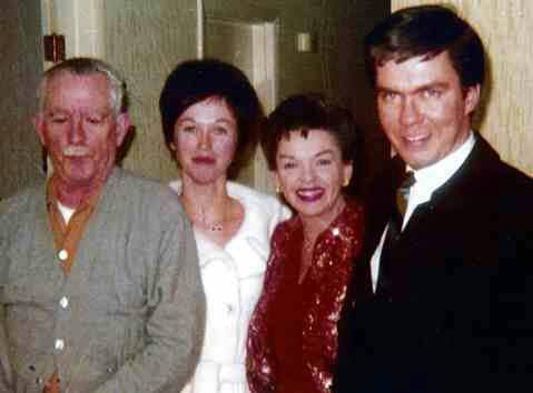 december 1966 with tom green, his dad, and unknown woman