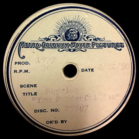 February-22,-1950-You-Wonderful-You-Reprise-Newton-Disc
