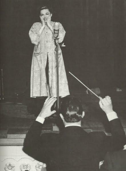 February 24, 1952 Judy at the Palace Closing Night