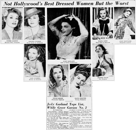 February-7,-1947-WORST-DRESSED-The_Windsor_Star-(Windsor,-Ontario)