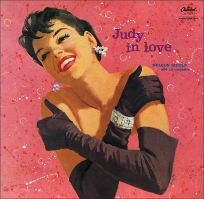 Judy in Love LP