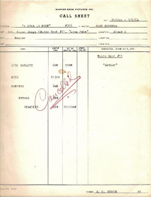 1954-3-5-CallSheet