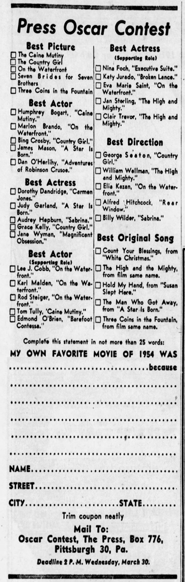 March-22,-1955-OSCAR-CONTEST-The_Pittsburgh_Press