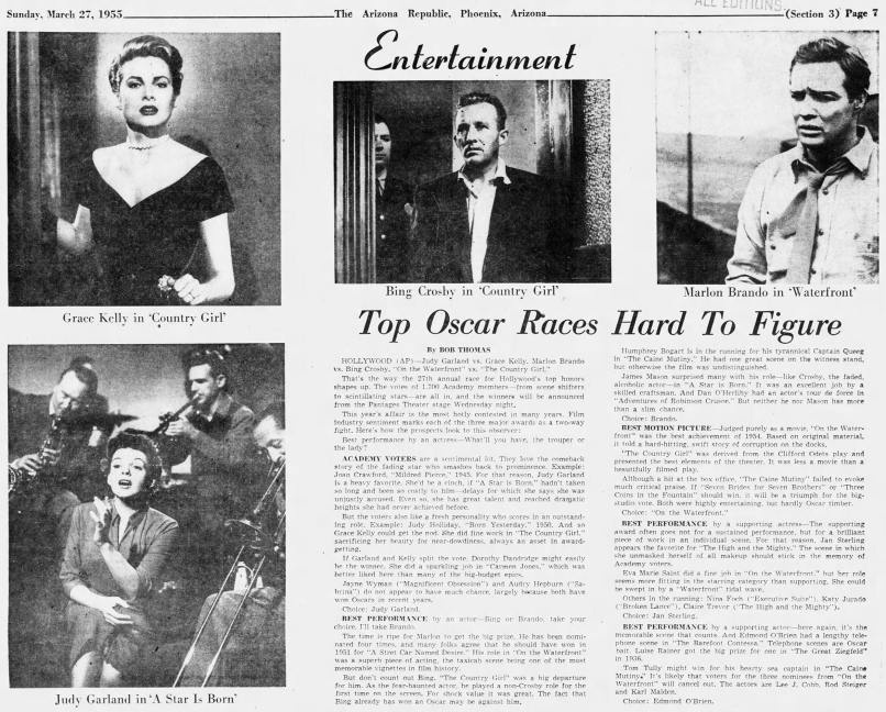March-27,-1955-OSCAR-RACE-Arizona_Republic