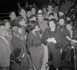 March-30,-1951-Leaving-NYC