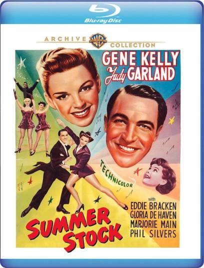 Summer Stock Blu-ray